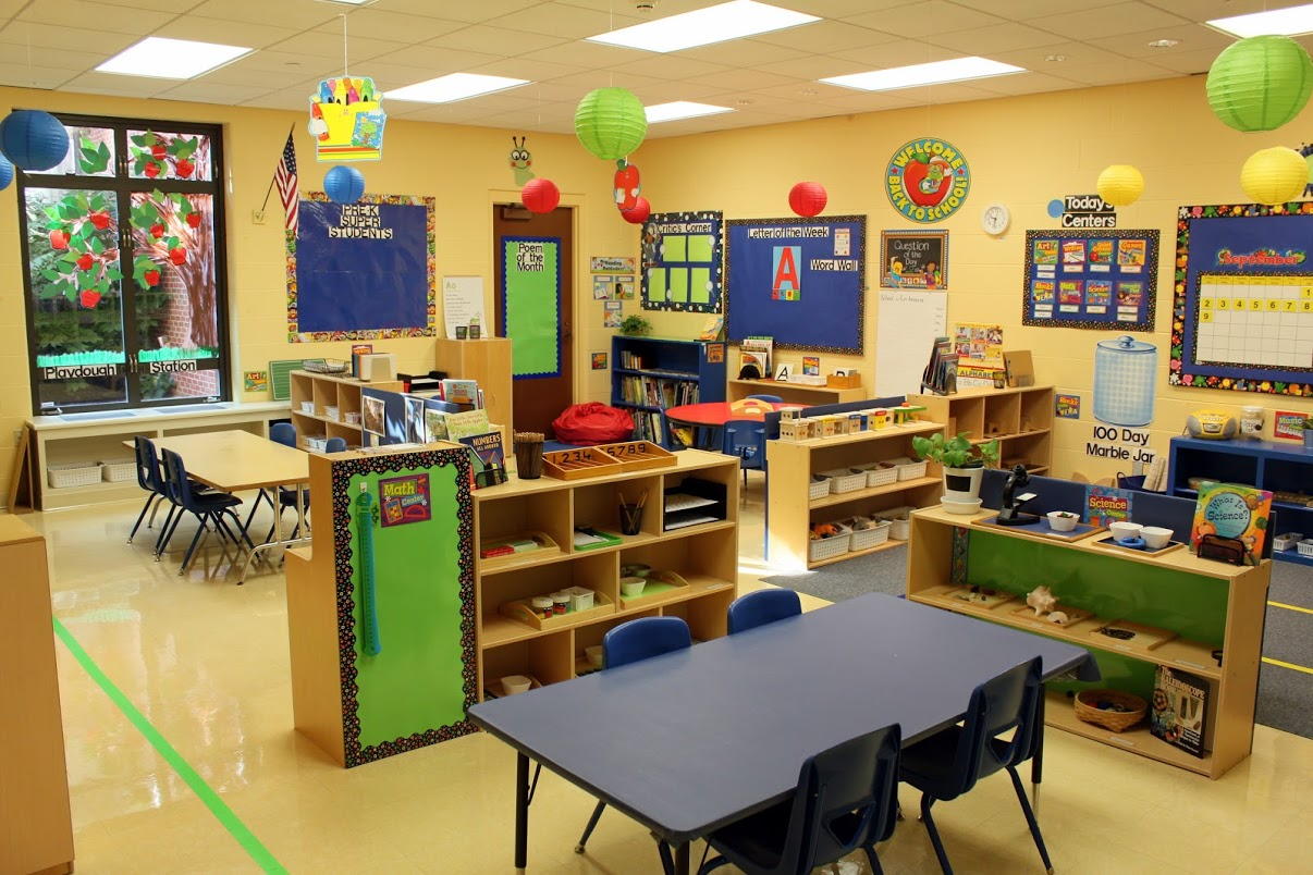 Classroom Ideas For Nursery : About us st thomas nursery school